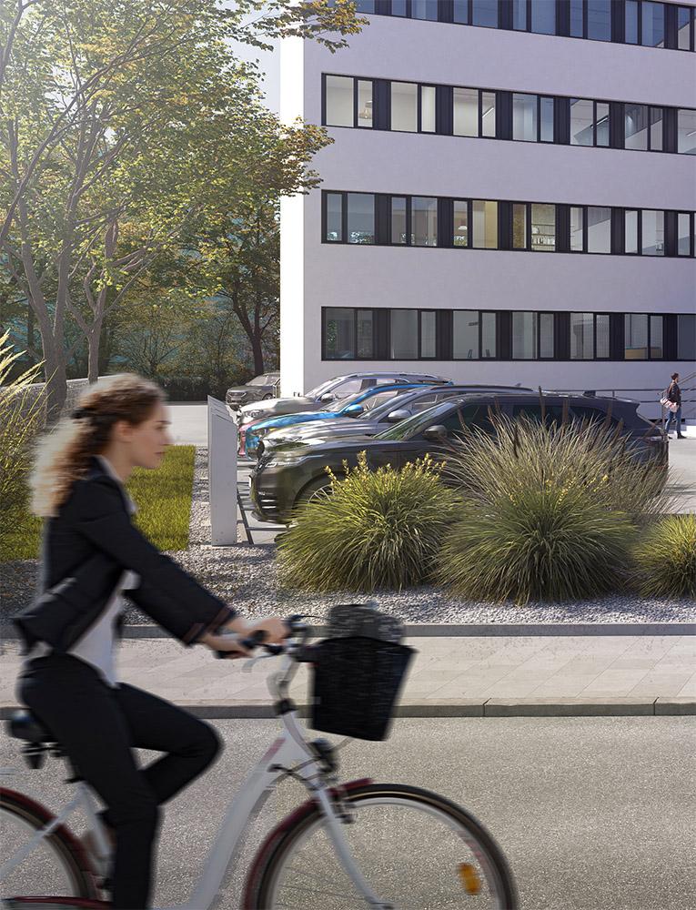 Haar Office rendering