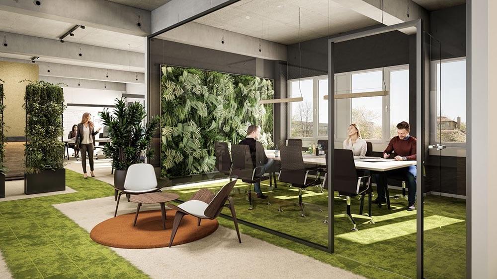 OfficeHaar-Besprechungsraum